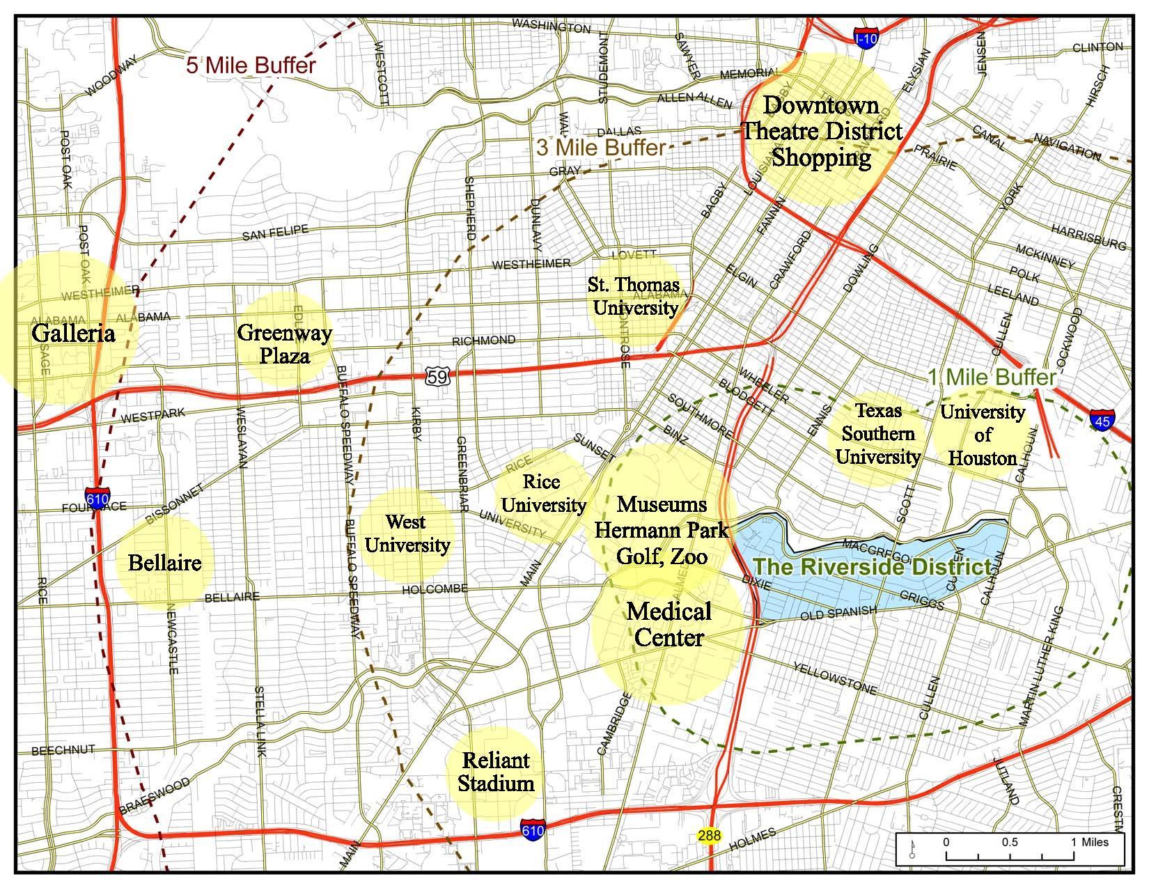 riverside district map riverside district
